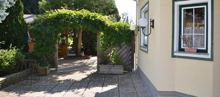 3 tage kurzurlaub im 3 gasthof jagawirt im innviertel for Garteneingang gestalten