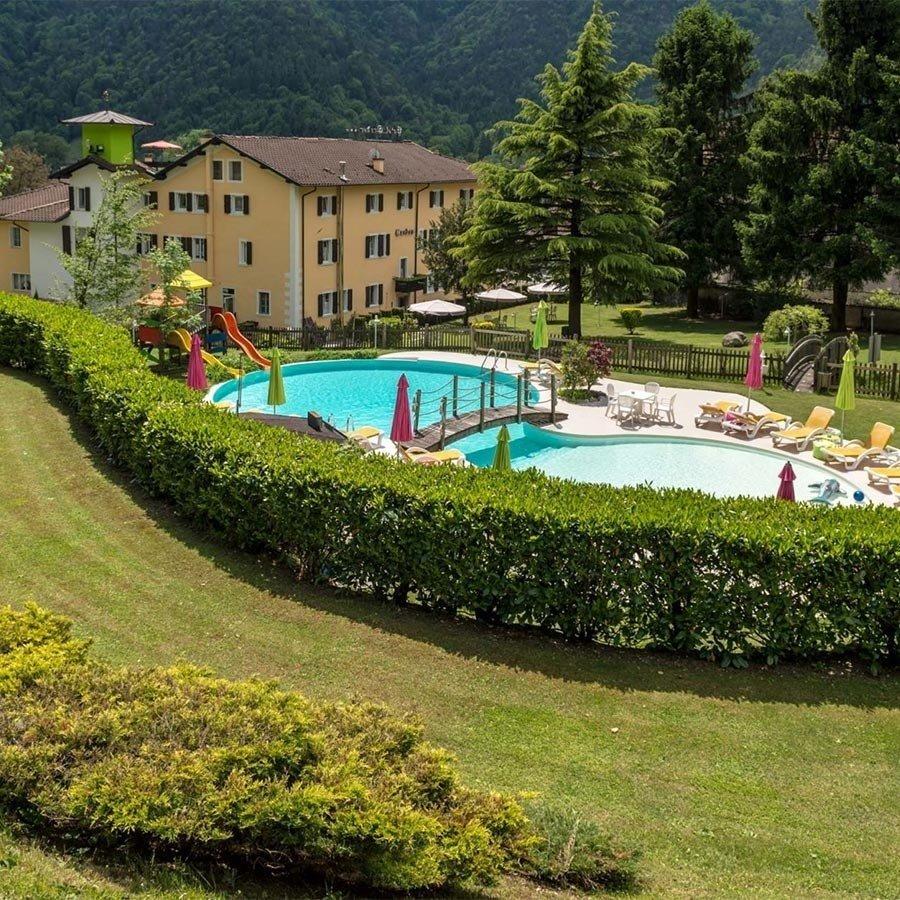 Hotel Garden Ledro Italien