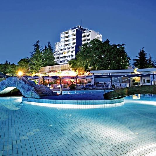6 tage reise valamar diamant hotel 4 urlaub am meer wellness istrien kroatien ebay. Black Bedroom Furniture Sets. Home Design Ideas